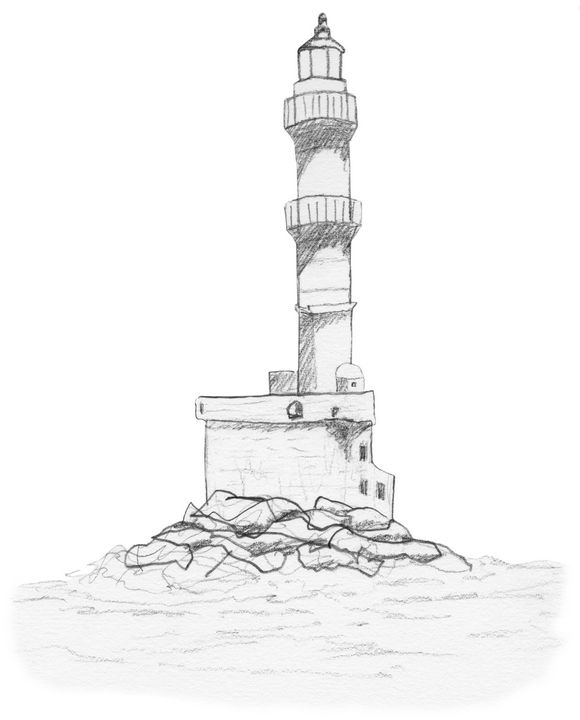 Lighthouse - Linda Ursin