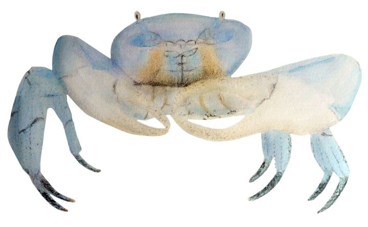 Crab - Linda Ursin