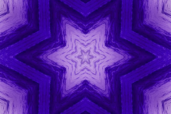 Purple Stars - Jus4fundesigns