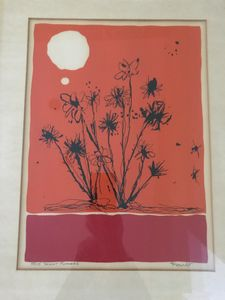 Victor Rosado Desert Flowers