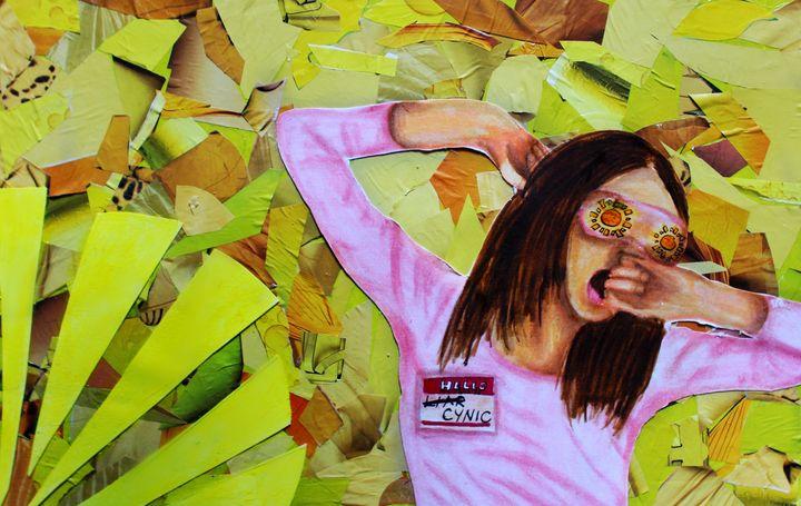 Wake Up Sunshine - Art By Josette