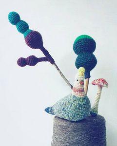 flyless bird - knitjane