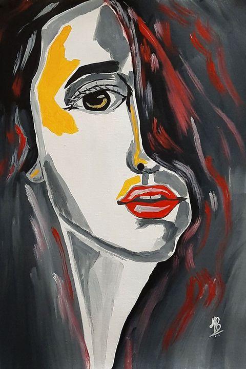 Portrait - Tejal Bhagat