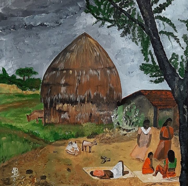 Village - Tejal Bhagat