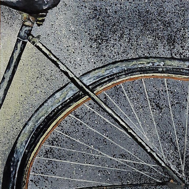 Vintage Cycle - Tejal Bhagat