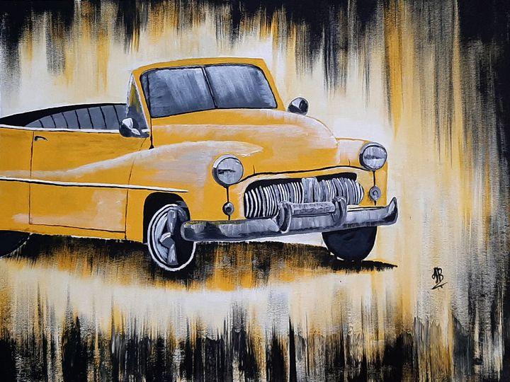 Yellow Rust - Tejal Bhagat