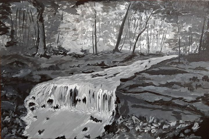 Forest Fall - Tejal Bhagat