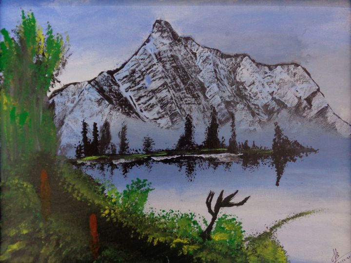 Snow Mountains - Tejal Bhagat