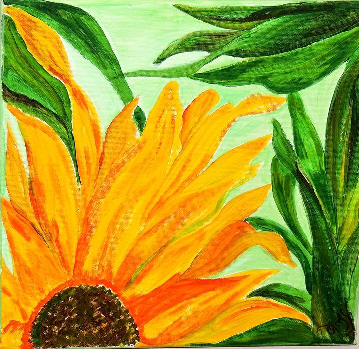 Sunflower - Spring Awakening