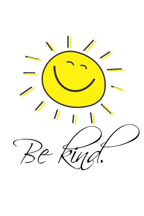 Be Kind - Mike-e-Art