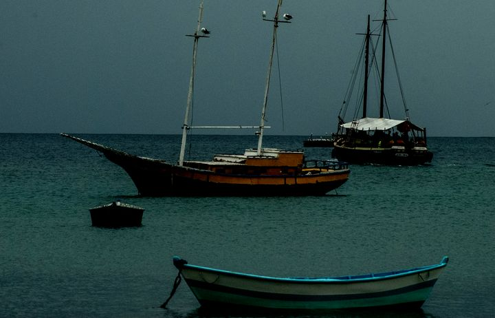 Barcos - J.O.Corradini