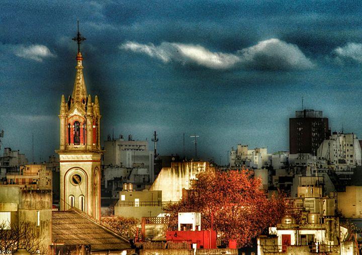 Paisaje urbano - J.O.Corradini