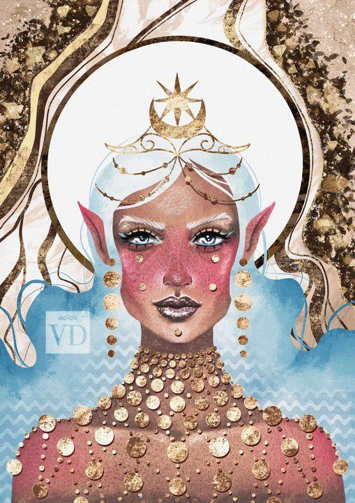 I am your queen - Veraloe