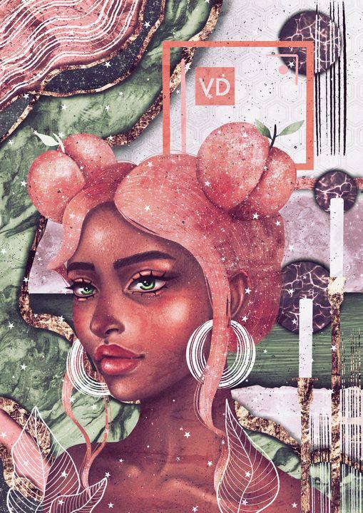 Flirty pink - Veraloe