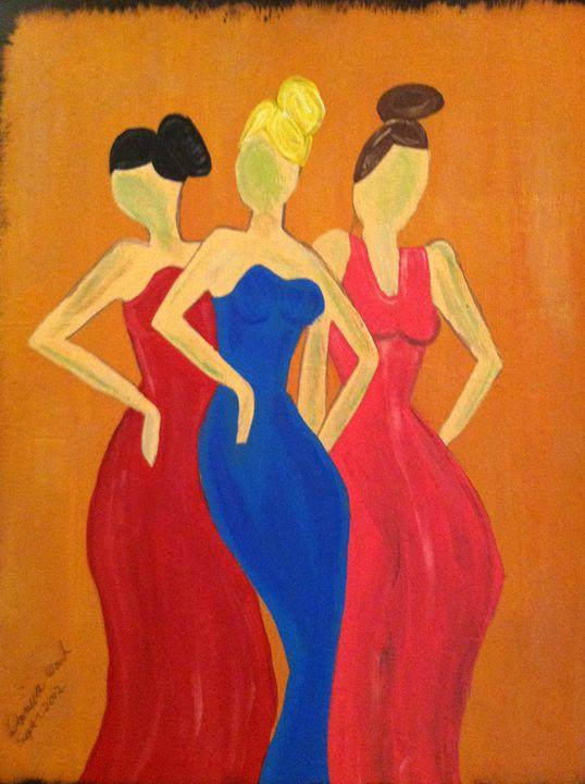 The girls - Danica Wood