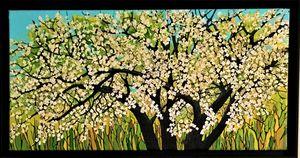 Dogwood in Spring - Brockmon Fine Art