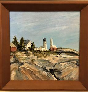 Pemaquid Point, Maine - Brockmon Fine Art