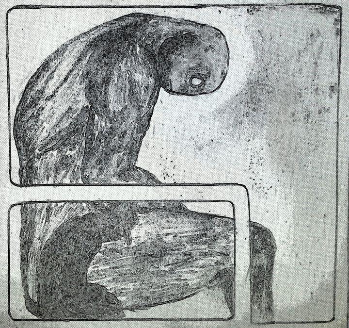 Soul sketch - Tharek Ali Mokbul