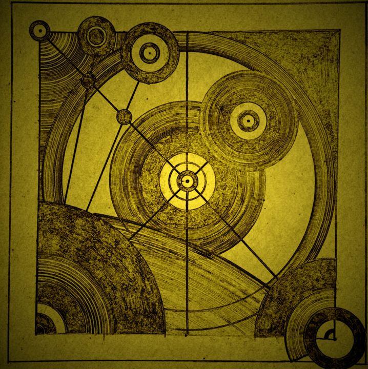 discs - Tharek Ali Mokbul
