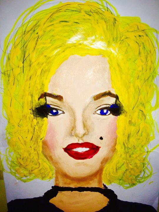 Marilyn - Leah Robinson