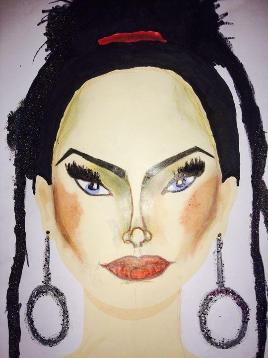 Mulan, Geisha, Modelesque - Leah Robinson