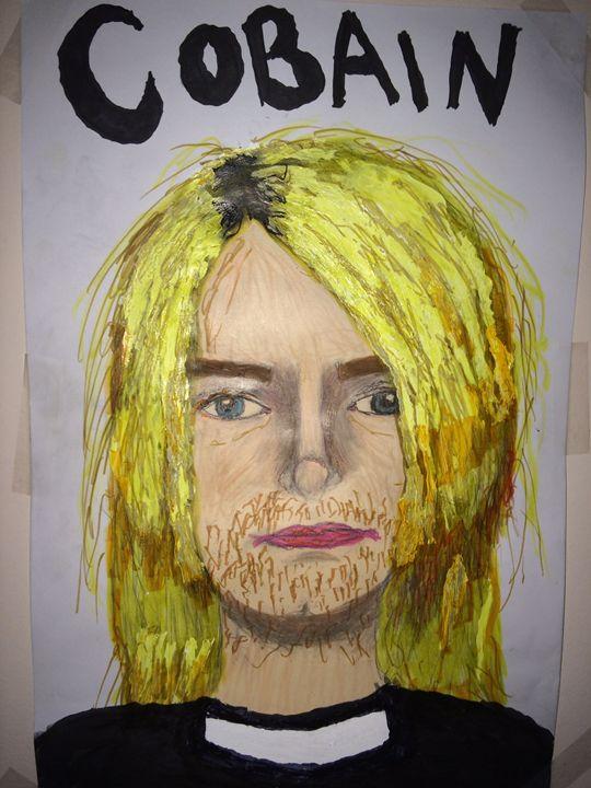 Mr. Cobain - Leah Robinson