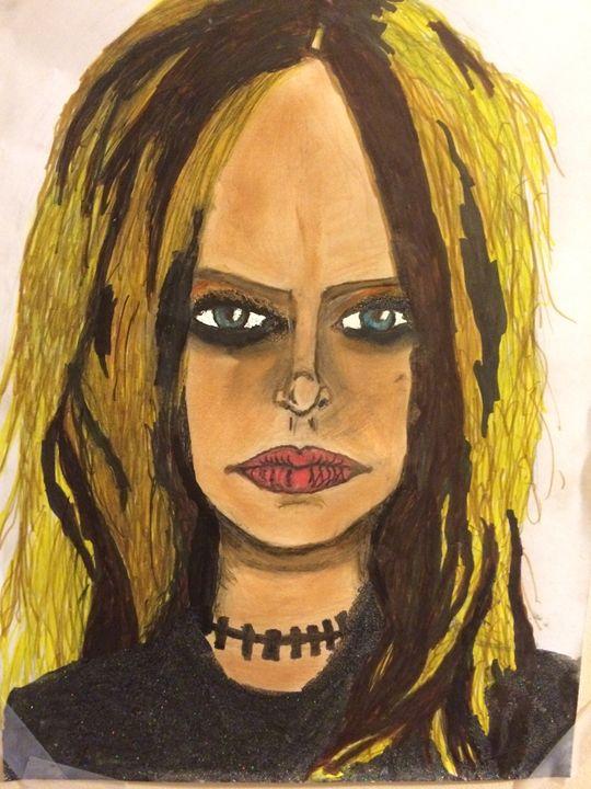 Avril lavigne - Leah Robinson