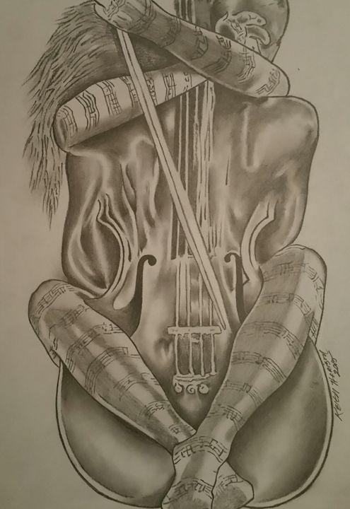 Music to the soul - IDrawInAtl