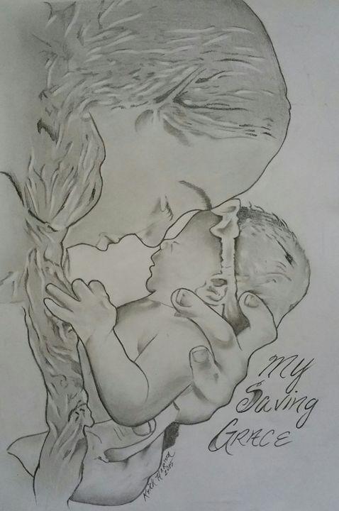 A mother's love - IDrawInAtl