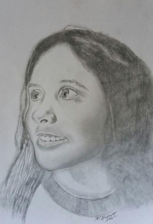 Nancy's Daughter - IDrawInAtl