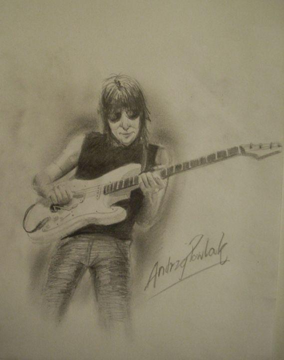 Jeff Beck - Andrzej Pawlak