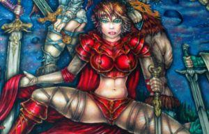 7 SWORDS - HEAVY METAL EDITION - ANGEL PIANGELO