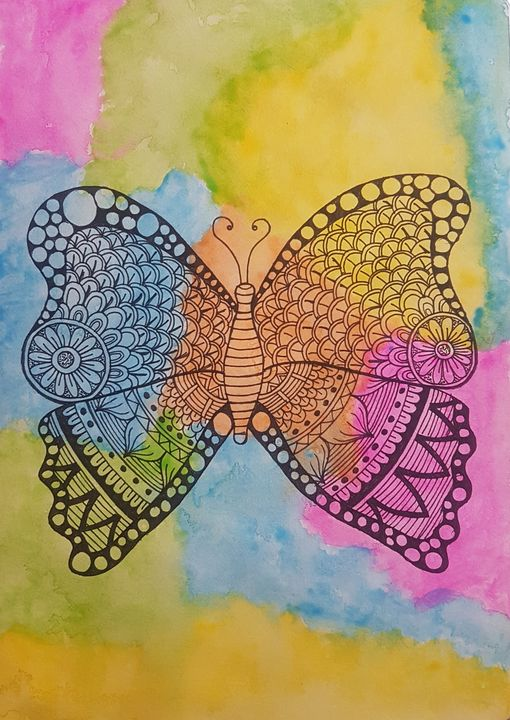 Butterfly - Manvi