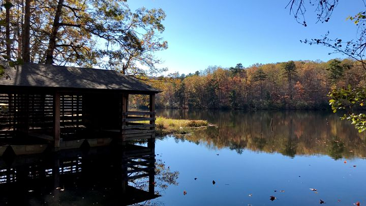 Lake Cabin - Carl's Gallery