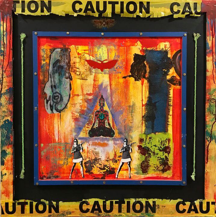 Caution - Gemini76