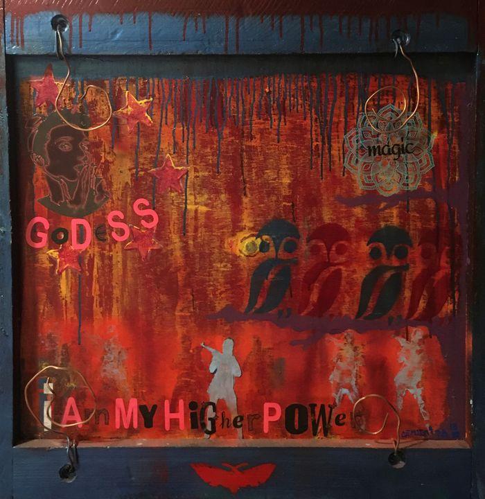 Goddess - Gemini76