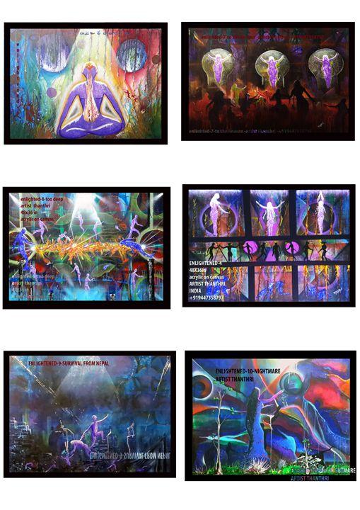 enlightened series - Artistthanthri