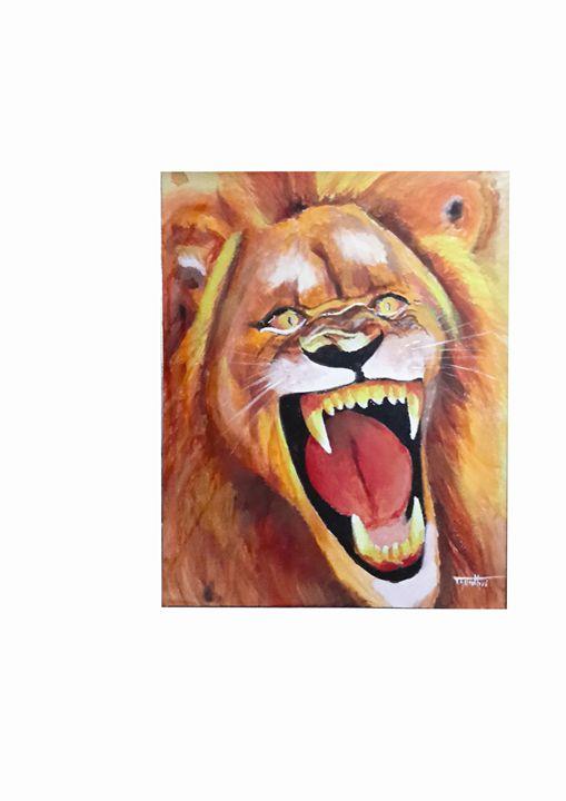 lion - Artistthanthri