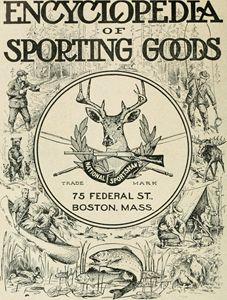 Encyclopedia of Sporting Goods
