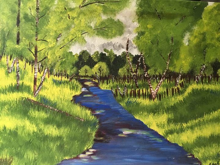 Spring Valley - ArtisticFlare