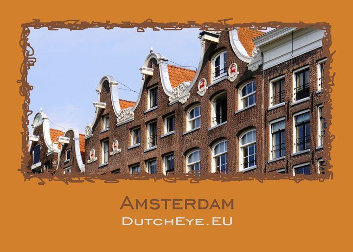 Amsterdam - O - DutchEye.EU