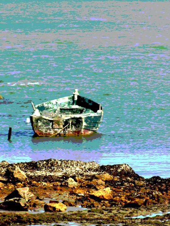 Sicilie vissersboot - DutchEye.EU