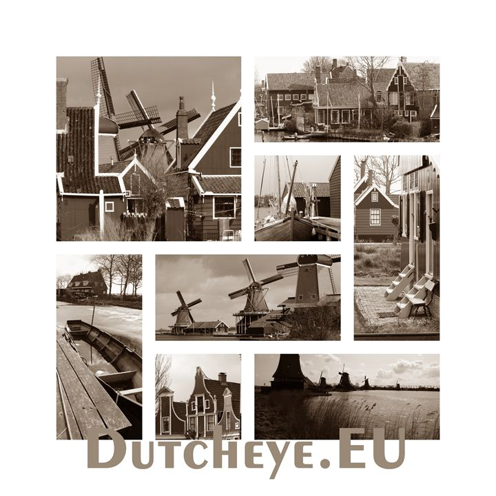 Dutch windmills - C - DutchEye.EU