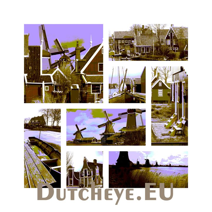 Dutch mills - DutchEye.EU