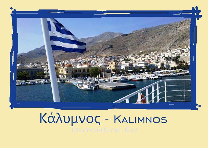 Kalimnos - Y - DutchEye.EU