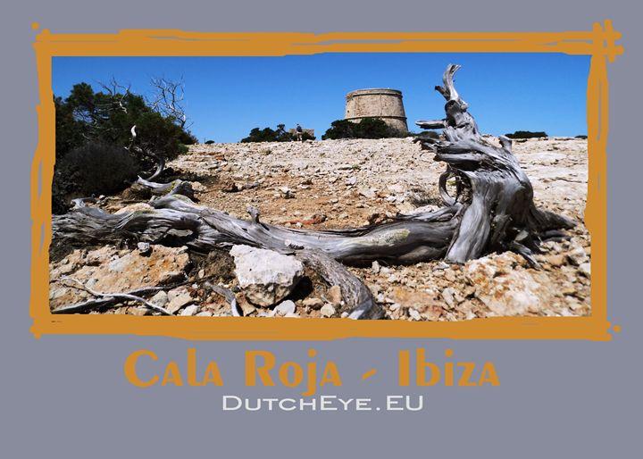 Cala Roja - Ibiza - B - DutchEye.EU