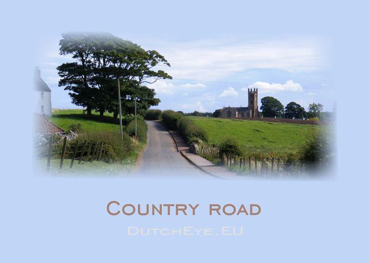 Country road - B - DutchEye.EU