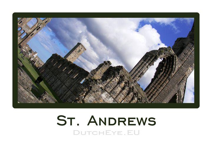 St. Andrews cathedral - DutchEye.EU