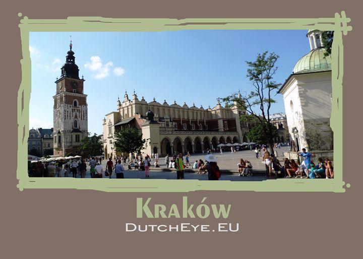 Krakow Marketplace - S - DutchEye.EU