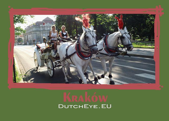 Krakow taxi - G - DutchEye.EU